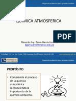 Clase 3.2 Quimica Atmosfércia