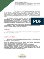 34. Tratamiento Medico en La Osteomielitis en El Pie Diabetico