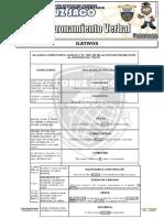 Razonamiento Verbal - 3er Año - IV Bimestre - 2013.doc