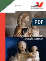 Vierges a l Enfant Renaissance