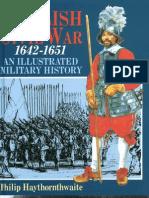 Haythornthwaite - The English Civil War 1642-1651