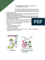 Procedimientos Mantenimiento Electrico