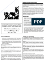 MDC Legal Guide for Activists June 2010_PDF