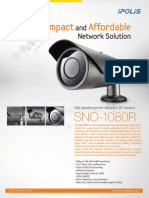 SNO 1080R Datasheet