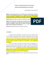 Leo Strauss - Direito Natural e Historicismo