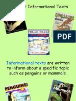 2 La Informational Texts