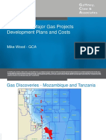 Africa _ Major Gas Projects