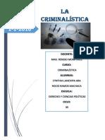 Criminalistica Itc