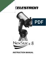 NexStar 8 Manual