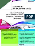 03.3 Standard 3.3 HEM