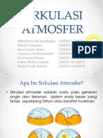 Sirkulasi Atmosfer