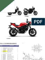 Gt650 Parts Efi Edition