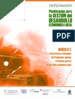 Módulo 2.2 Estructuras Organizativas y Sistemas de Financiamiento