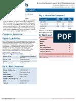 MGC Pharmaceuticals Climbs 100