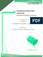 Laporan Struktur GPI 04.04.2016