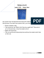 7Working in the US Level I-III Pocket Chart