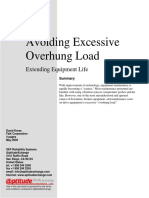 Falk RB02045 - Avoiding Excessive Overhung Load