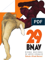 Bases de la  29a Bienal Nacional de Artes Visuales