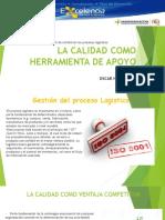 Control de calidad en los procesos logísticos
