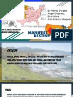 manifest destiny  1