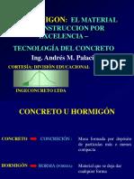 01 - Tecnología Del Concreto