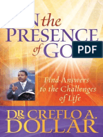 In the Presence of God_ Find an - Creflo Dollar