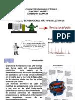 Analisis de Vibraciones a Motores Elect