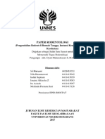 Paper Rodentologi Lengkap