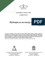 Hydrogen Energycarrier