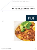 Epicurious_ the Dish That Keeps on Giving - Newspaper - Dawn