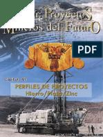 Perfiles de Proyectos Fe, Ag, Zinc Cap6