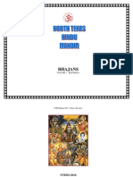 NTHM Bhajan Book Landscape Wide