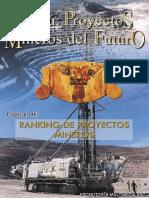 Ranking de Proyectos Mineros