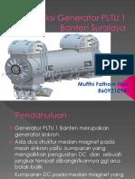 Generator System Construction Ok