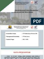 Petunjuk Pengoperasian Dan Perawatan Tata Suara d10-2