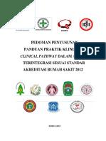 CP dan PPK PERSI