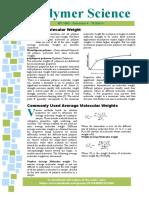 Polymer Science 1