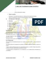 Cálculo Del Área de Un Sedimentador Oficial