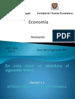 5.- Principios de La Economía