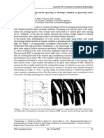 Hydrodynamics of a Pump-Turbine Operating at Off-Design Conditions in Generating Mode- Experimental Investigation