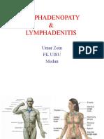 Lymphadenopaty & Lymphadenitis 2014