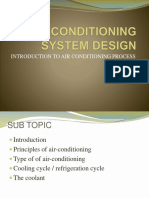 Air Conditioning System 1