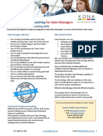 KONA Sales Managers Brochure
