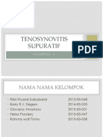 Kelompok 4 Tenosinovitis Supurativ-2