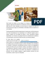 TALLER 1 HISTORIA DE LA AUDITORIA