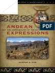 (the Iowa Series in Andean Studies) George F. Lau-Andean Expressions_ Art and Archaeology of the Recuay Culture-University of Iowa Press (2011)