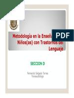 Clase 1- Metodologias de Enseñanza