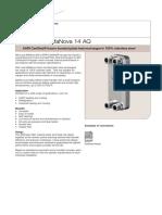 Alfanova 14 Aq Productleaftlet CHE00146EN