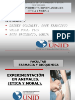 Expo - Exper. en Animales