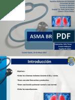 Asma Bronquial Medico 2017 Listo ,,,